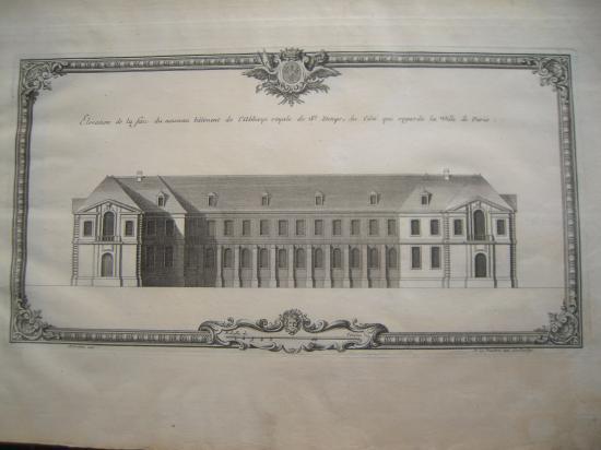 Les nouveaux bâtiments conventuels des XVII° et XVIII° siècles DSCN0899