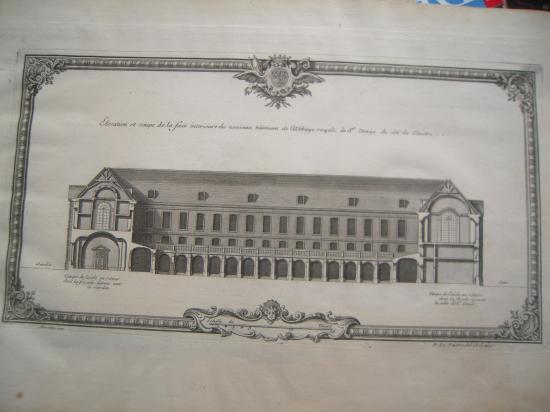 Les nouveaux bâtiments conventuels des XVII° et XVIII° siècles DSCN0900